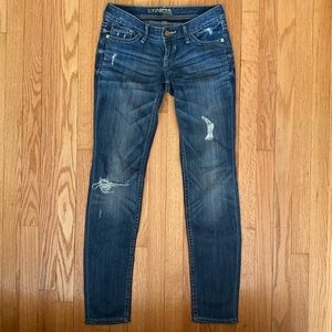 EXPRESS JEANS SIZE 0